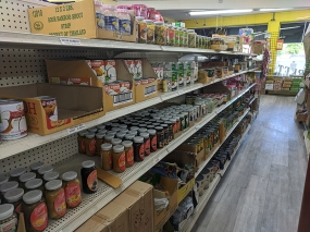 Chan Oriental Market, Jarred and canned things