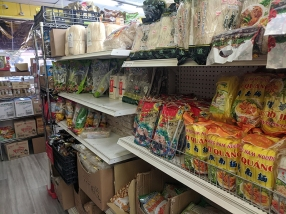 Chan Oriental Market, More dried noodles