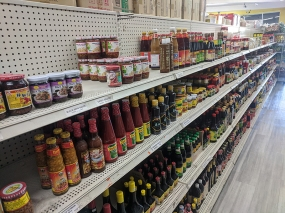 Chan Oriental Market, Pastes and sauces