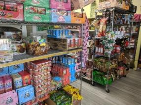Chan Oriental Market, Snacks