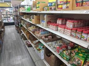 Chan Oriental Market, Soup mixes, bases, dried shrimp etc