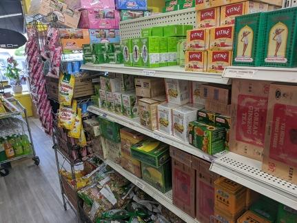 Chan Oriental Market, Teas