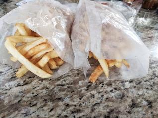 Firebox, Fries