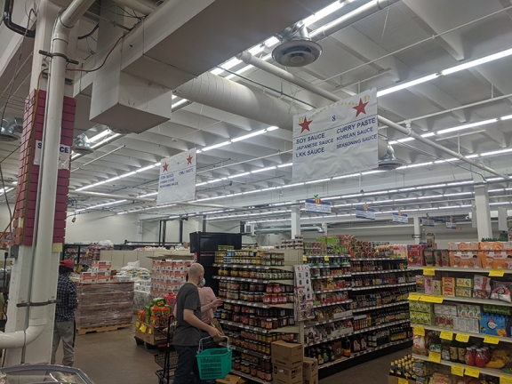 Dragon Star, Very specific aisles