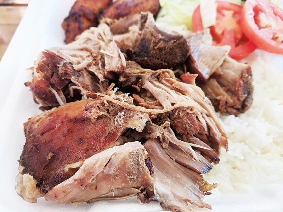 El Cubano, Pork