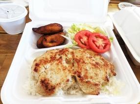 El Cubano, Second bistec de pollo