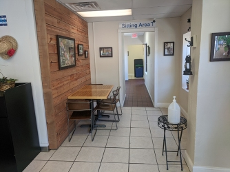 El Cubano, To the larger indoor seating area