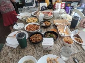 Grand Szechuan, Lunch