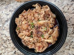 Grand Szechuan, Pork Belly in Garlic Sauce