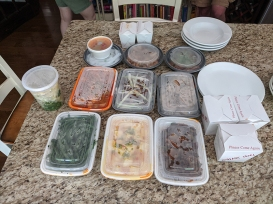 Grand Szechuan, Ready for the Unboxing