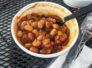 Joe's Kansas City, Beans in progress