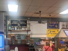 Joe's Kansas City, Championship banners