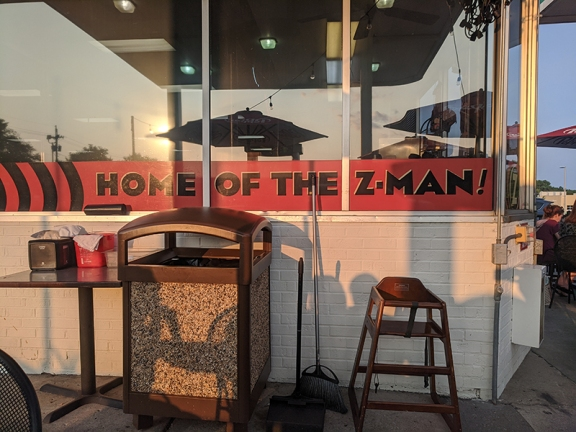 Joe's Kansas City, Home of the Z-Man