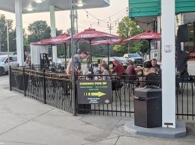 Joe's Kansas City, More outdoor seating
