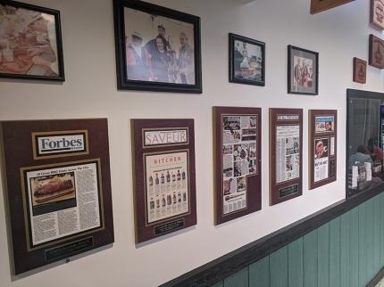 Joe's Kansas City, Press