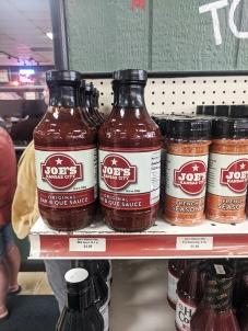 Joe's Kansas City, We got a bottle