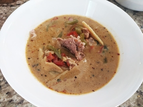 Karen Thai, Green curry