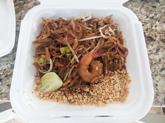 Karen Thai, Pad Thai