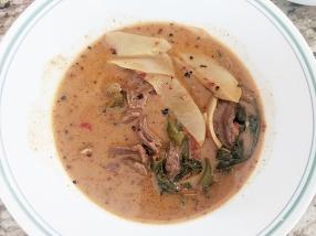 Karen Thai, Red curry