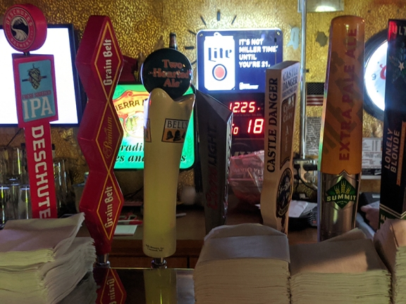 Matt's Bar, Better beers