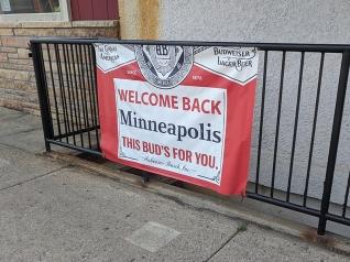 Matt's Bar, Welcome Back Minneapolis