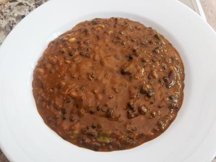 Namaste India Grill, Dal Makhani