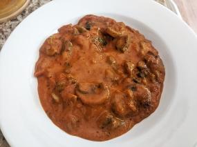 Namaste India Grill, Mushroom Masala