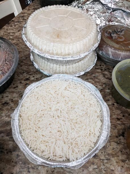 Namaste India Grill, Rice