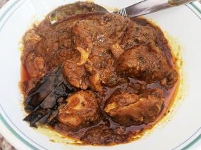 Namaste India Grill, Tava Chicken