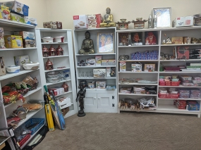 Surya India Foods, Cricket bats, devotional things, cookers