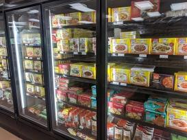 Surya India Foods, Even more frozen prepared foods