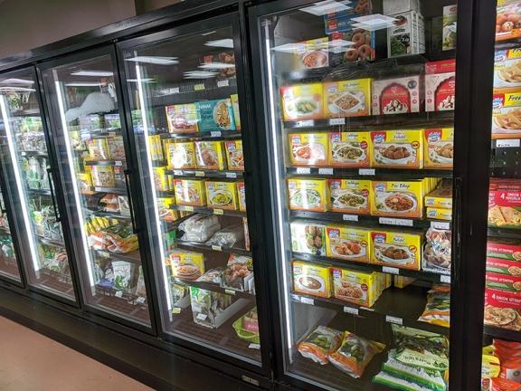 Surya India Foods, Frozen prepared foods