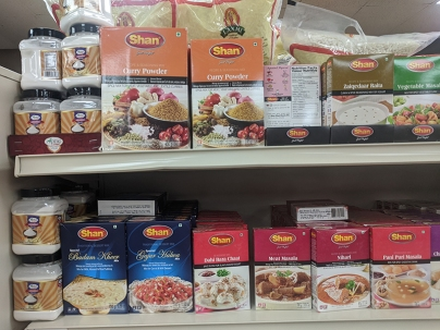 Surya India Foods, More of that ingredient food writers keep saying South Asians don't cook with