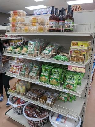 Surya India Foods, Paani puri, bhel fixings