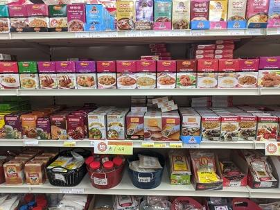Surya India Foods, Spice mixes