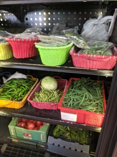 Surya India Foods, Various blurry veg