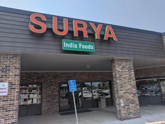Surya India Foods