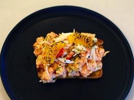 Tenant V, Shrimp toast