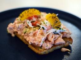 Tenant V, Shrimp toast2