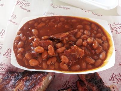 Arthur Bryant's, Baked Beans