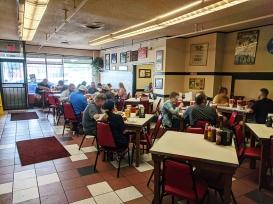 Arthur Bryant's, Dining Room