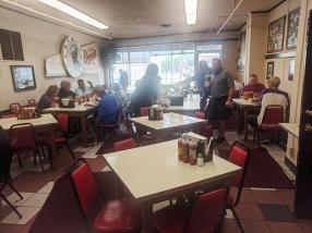 Arthur Bryant's, Interior Dining Room
