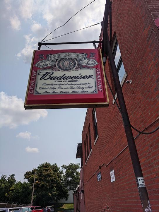 Arthur Bryant's, King of Beers