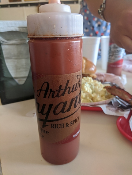 Arthur Bryant's, Rich & Spicy