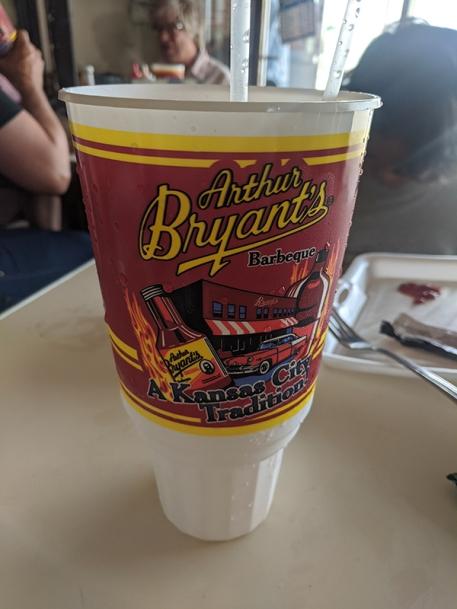 Arthur Bryant's, Souvenir