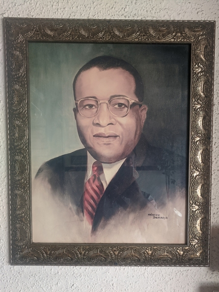 Arthur Bryant's, The man