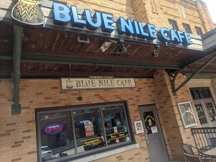 City Market, Blue Nile Cafe
