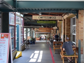 City Market, Coffehouse