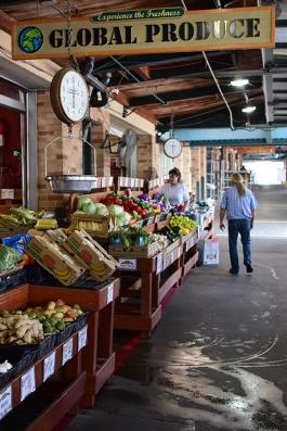 City Market, Global Produce