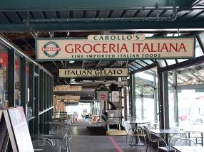 City Market, Groceria Italiana